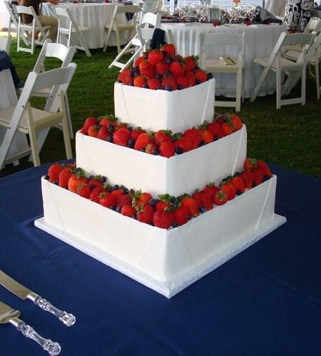 Mariage - Cakes, Glorious Cakes!