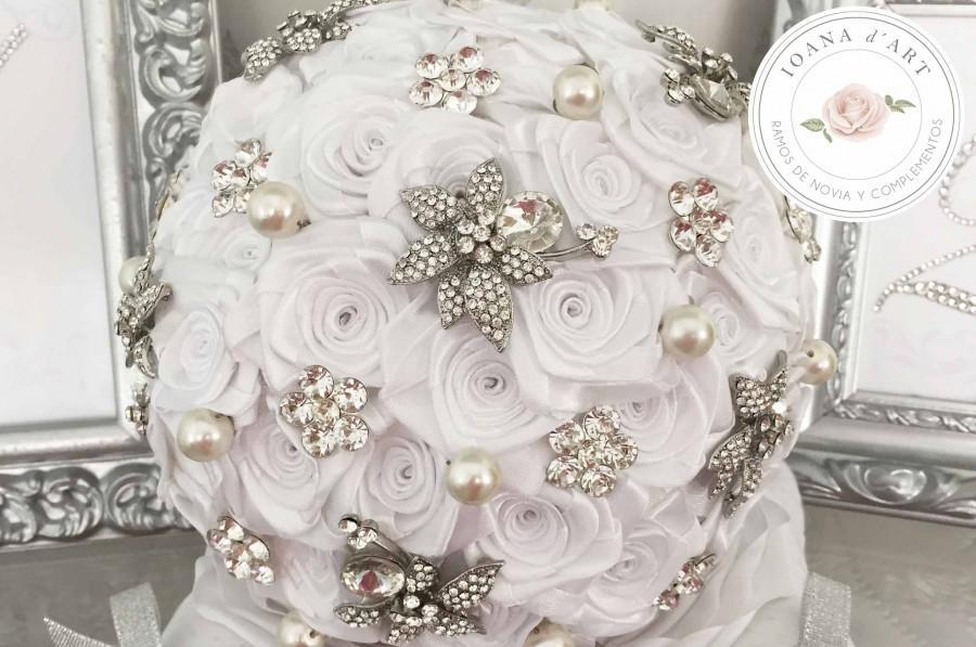 زفاف - Ramo de broches