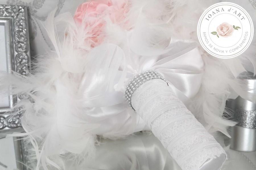 Düğün - Ramo flores de tela