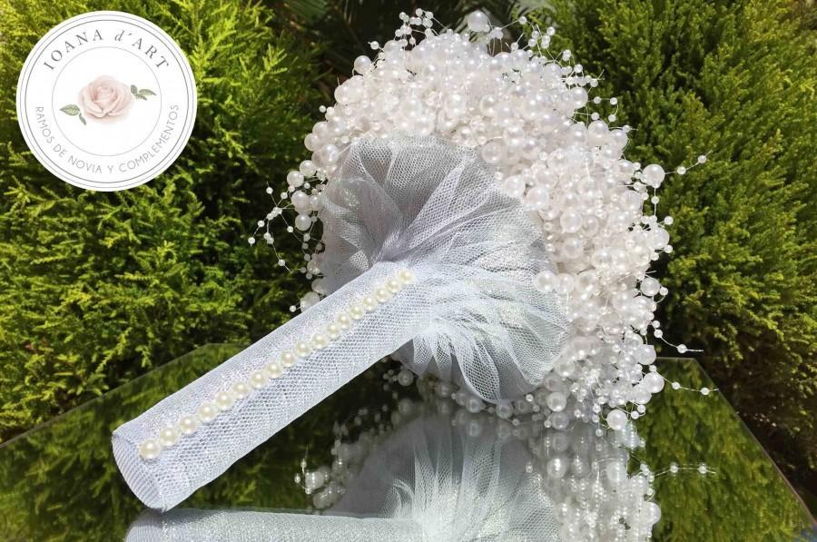 Hochzeit - Ramo de perlas