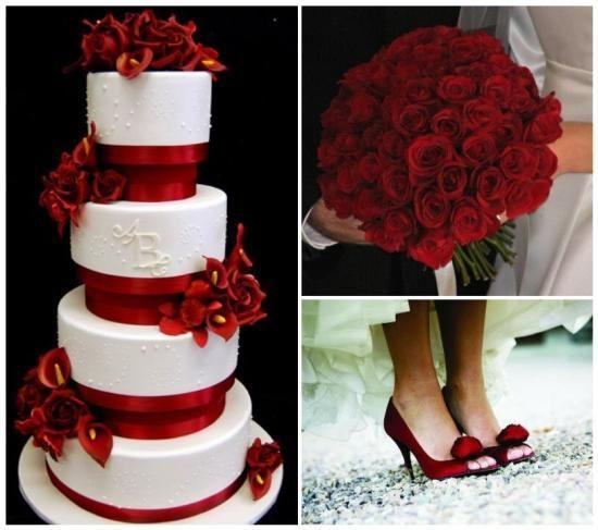 Grey Red Wedding