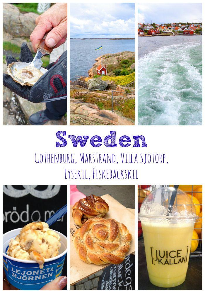 Свадьба - Sweden, Part 1 {Gothenburg, Marstrand, Villa Sjotorp, Lysekil, Fiskebackskil}