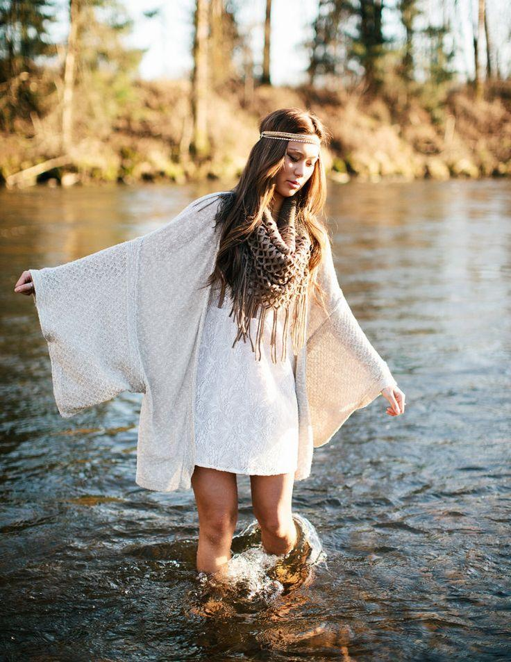 Wedding - The Best Boho Chic Fashion, Bohemian Jewelry, Gypsy Lifestyles- For A Carefree Modern Hippie Allure