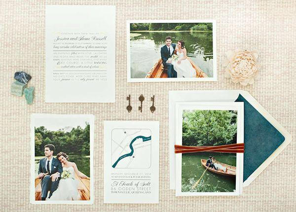 Mariage - Post-Elopement Wedding Celebration Invitations