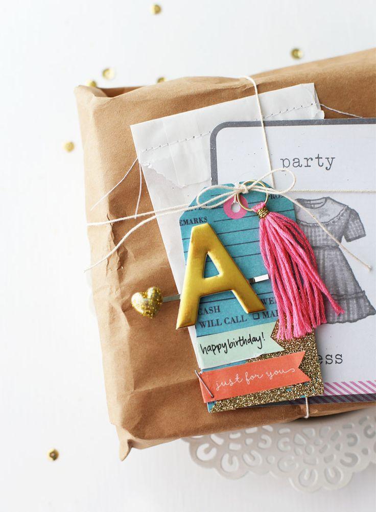 Diy Wedding Gift Wrap : diy pretty gift wrap diy pretty gift wrap # wrapping