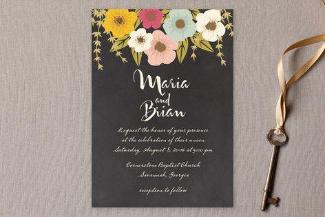 Mariage - Wedding Invites