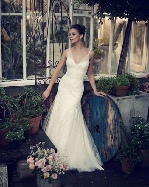 Wedding - Elbeth Gillis 2015 Wedding Dresses