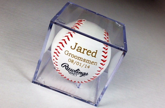 Mariage - Acrylic Baseball Case Add On - Case ONLY
