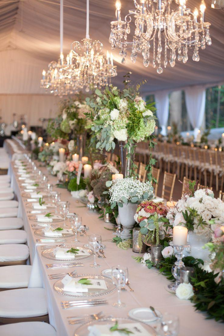 Свадьба - Long Tables   Decor.