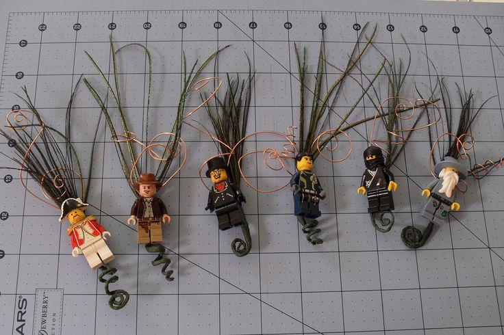 Свадьба - Lego Boutonnieres