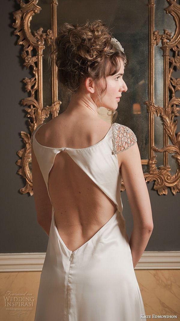 Wedding - Kate Edmondson 2015-2016 Couture Bridal Collection