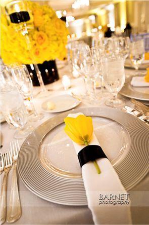 زفاف - Table Settings // Wedding