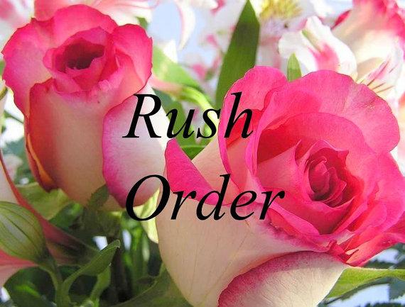 Hochzeit - Rush Order Pleasant Ridge Candles Wedding Items