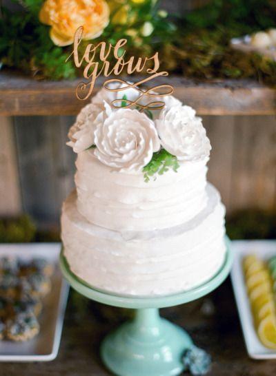 Свадьба - Springtime Botanical Specimen Wedding Inspiration