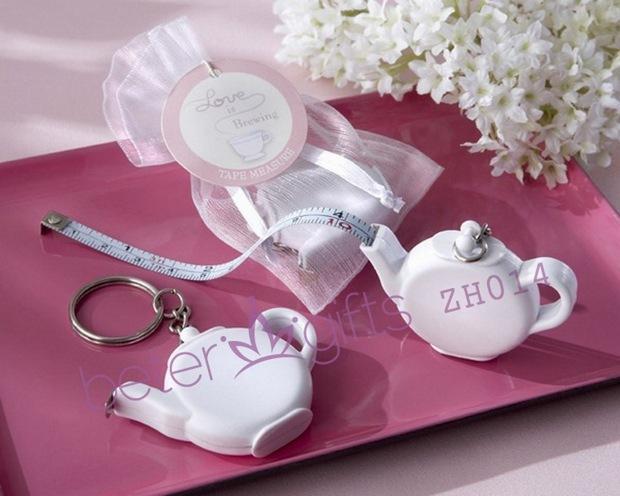 Свадьба - 满月生日派对礼品 厂家直销 水壶卷尺ZH014婚礼小礼物 婚礼规划