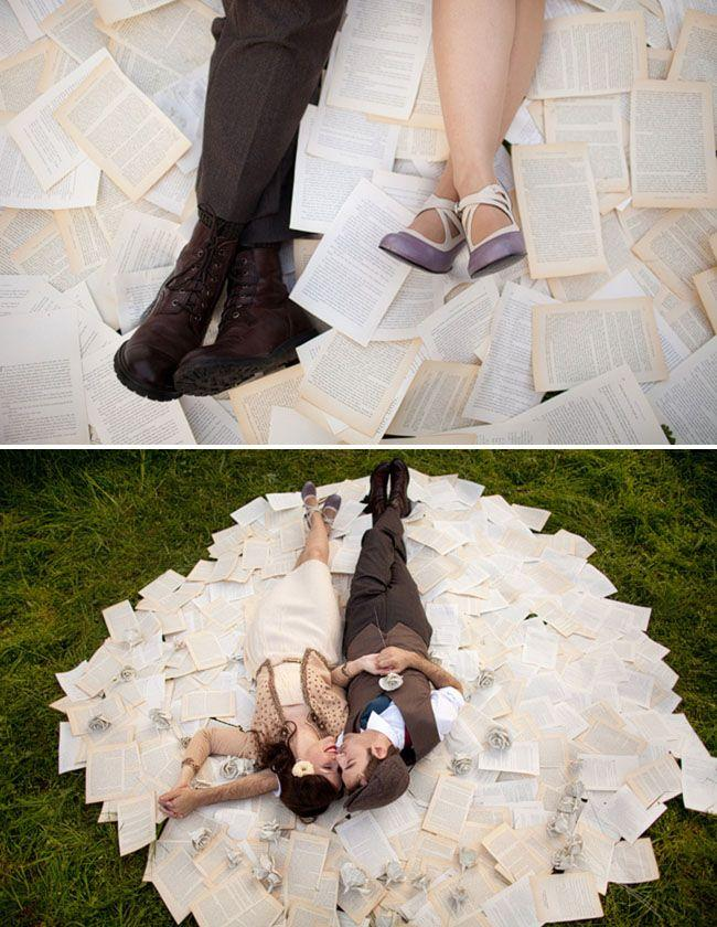 Wedding - Engagement Picture Ideas