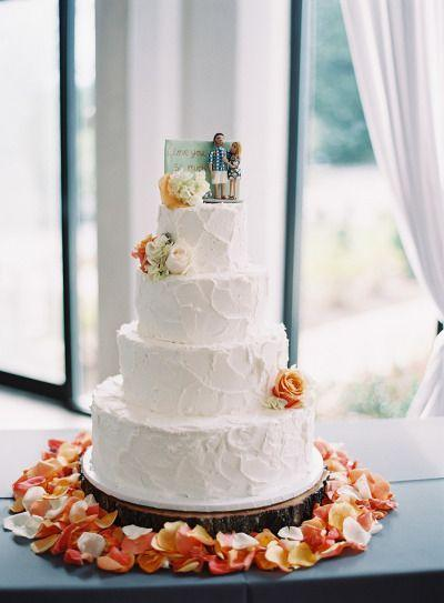 Свадьба - Elegant   Romantic Garden Wedding
