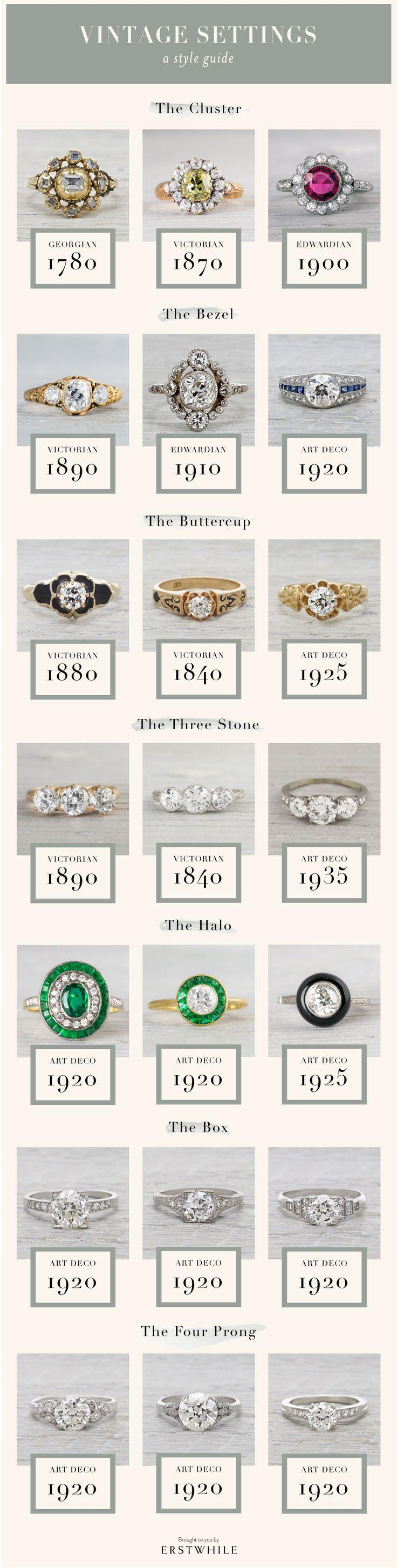Wedding - Vintage Jewels 101