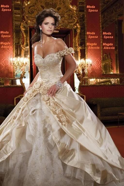 New Stock Wedding Dress Bridal Gown Size:6/8/10/12/14/16/18 #2334766 ...