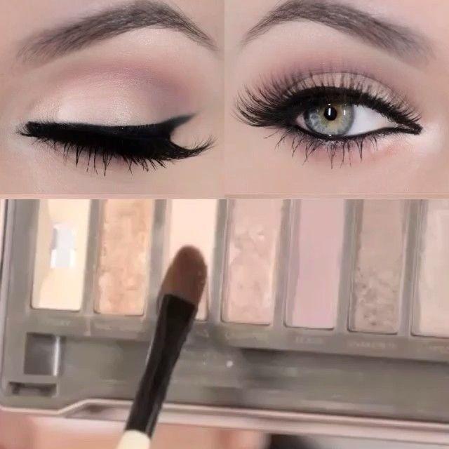 Свадьба - Amazing Eyes Makeup