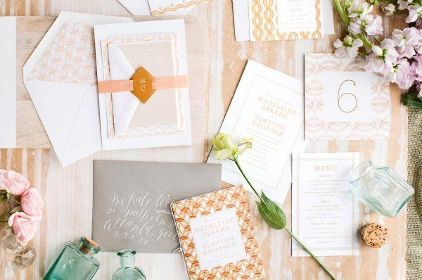 Wedding - 10 Favorite Wedding Invitation Shops On Etsy