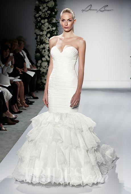 Dennis Basso For Kleinfeld\'s Wedding Dresses - 2015 - Bridal Runway ...