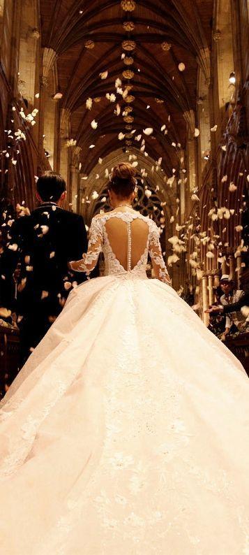 Wedding - Taiwanese Musician Jay Chou Marries In A Secret Romantic Wedding