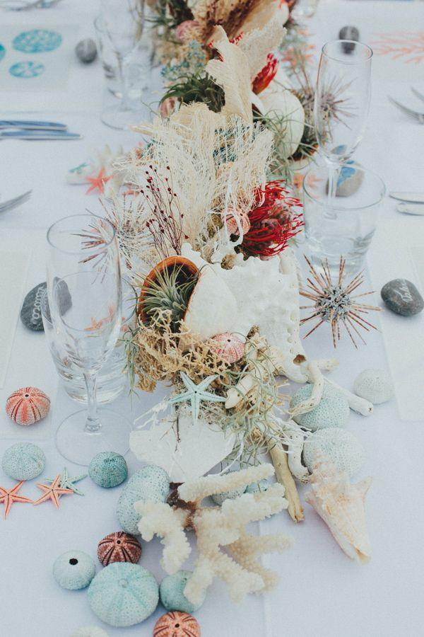 Свадьба - Nautical Italian Wedding Inspiration