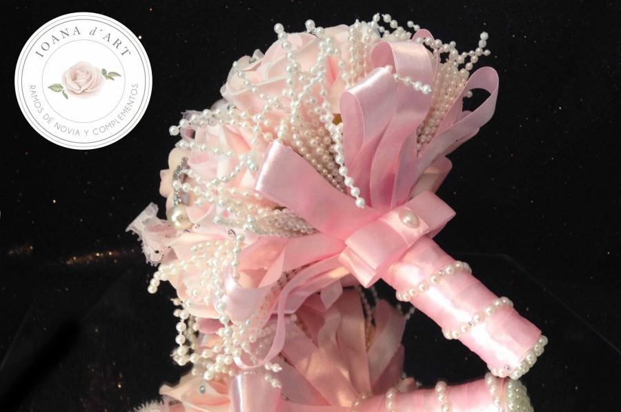 Wedding - ramo de broches