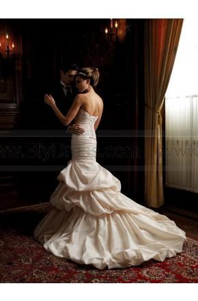 Wedding - David Tutera For Mon Cheri 113217-Melba Wedding Dress