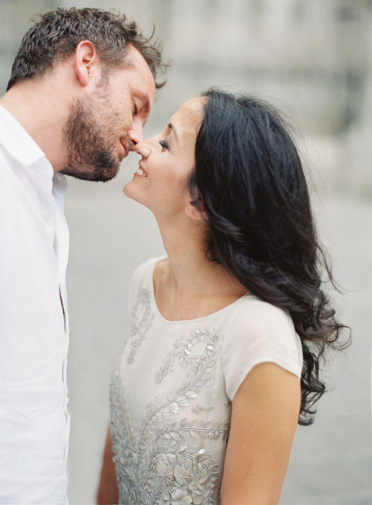 Свадьба - Barcelona Engagement Session - Real Weddings - Once Wed