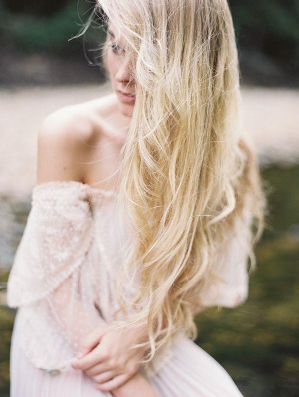 Mariage - Delicate Outdoor Bridal Portrait Ideas