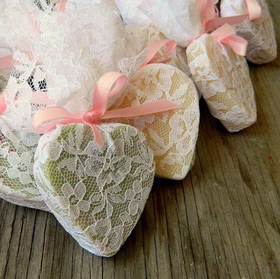 Wedding Favour Heart Soap Favor Wedding Shower Favors As Seen In