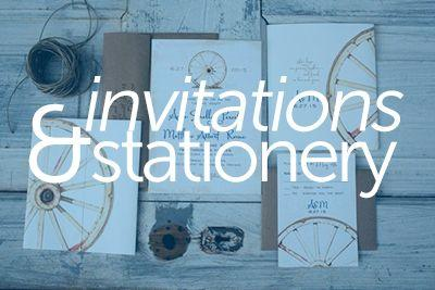 Mariage - Invitations   Stationery