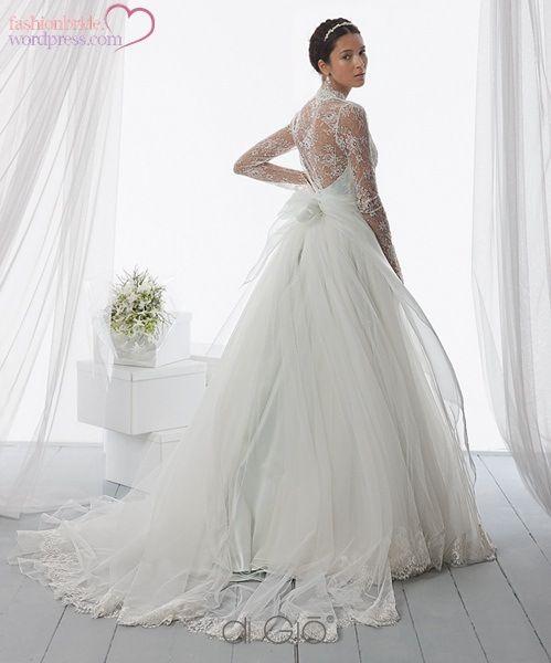 Le spose di gio 2014 spring bridal collection 2337217 for Le spose di gio wedding dress