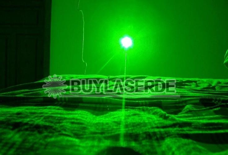 Mariage - Stärker Laserpointer  Grün 3000mw