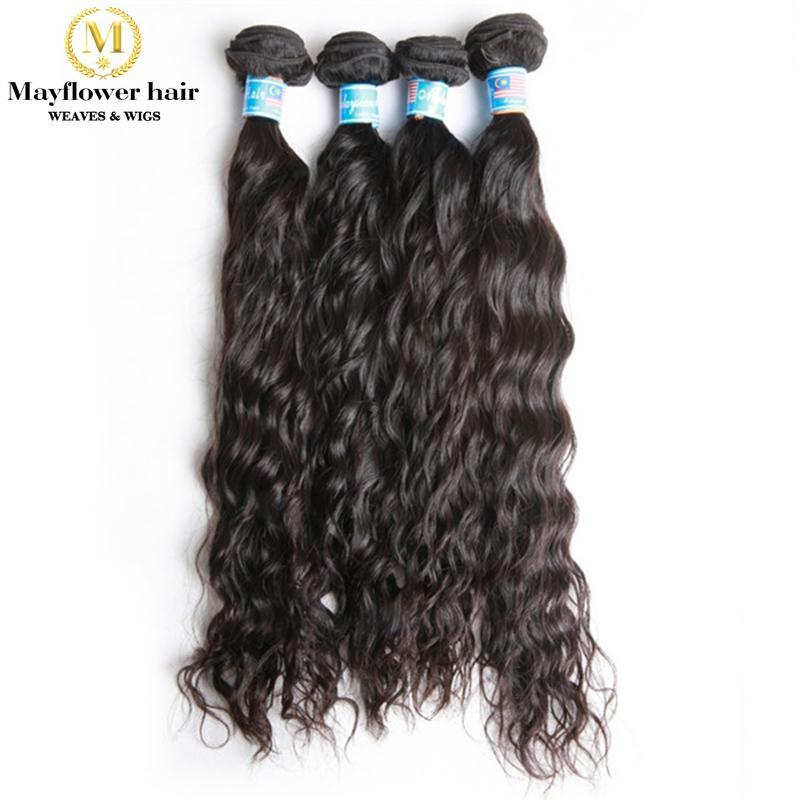 زفاف - Fashion Malaysian virgin hair water wave