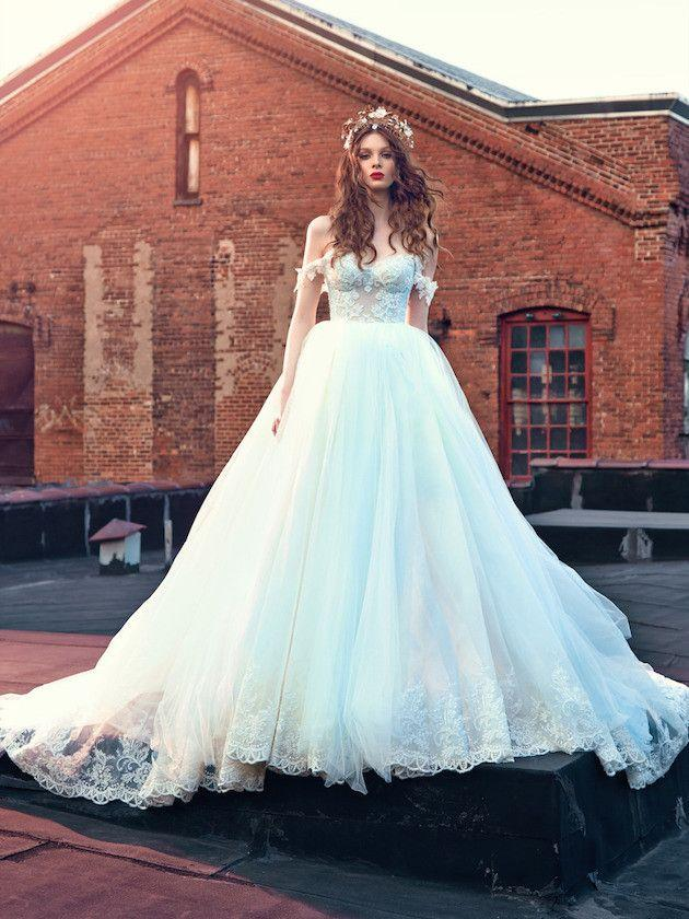 زفاف - Les Rêves Bohémiens; Gorgeous Galia Lahav Wedding Dresses