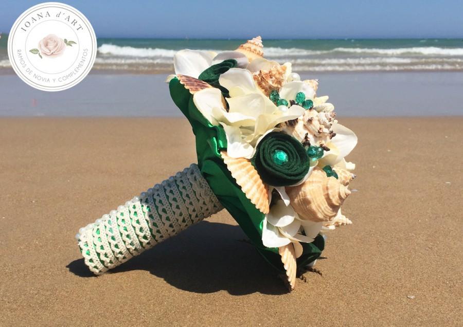Wedding - ramo boda en la playa