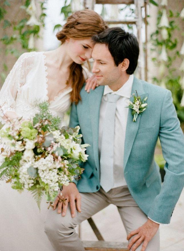 Wedding - Garden Enchantment In Ireland By Pearl & Godiva