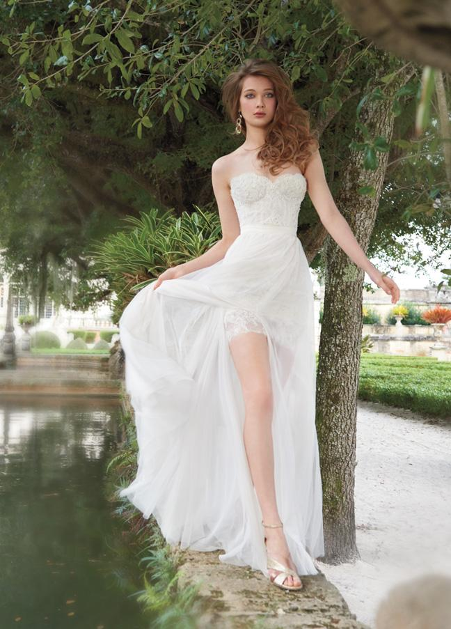 Wedding - 2015 Tara Keely bridal style TK2502