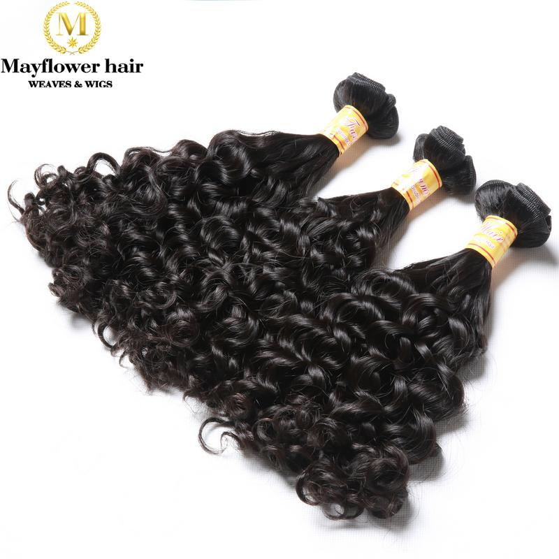 Funmi Virgin Hair Magic Curl Natural Black Hair Weaves 2338628