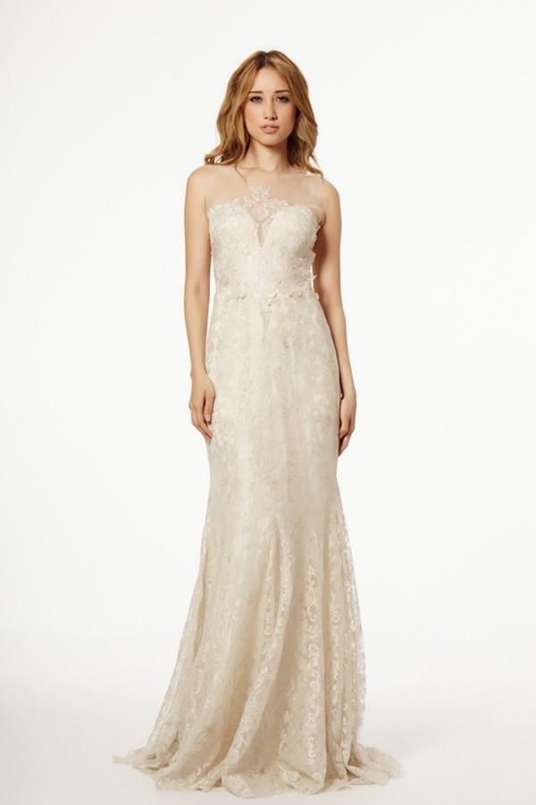 Francesca miranda fall 2015 wedding dresses 2338830 for Sample wedding dresses chicago