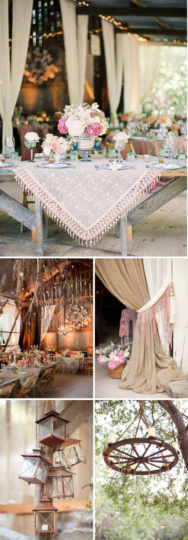 Mariage - Whimsical, Rustic And Natural: 5 Bohemian Venues Worthy Of Your Consideration