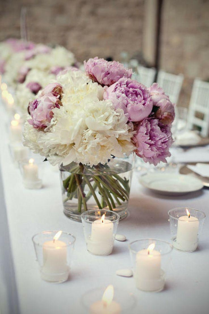 Свадьба - Amaze Your Guests With 34 Tasteful Wedding Centerpieces