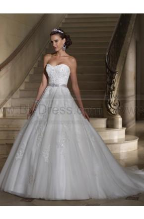 Свадьба - David Tutera For Mon Cheri 213254-Karissa Wedding Dress