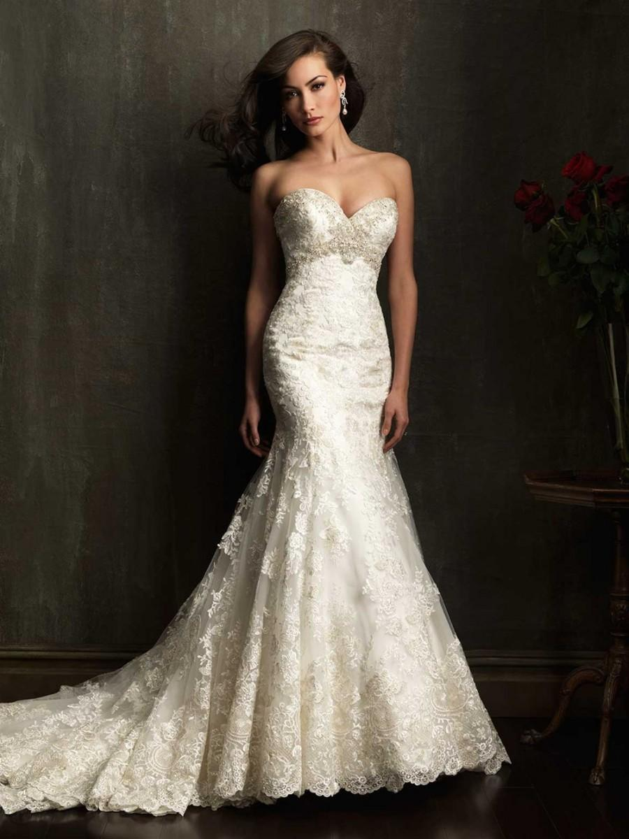 Wedding - Mermaid Wedding Dress