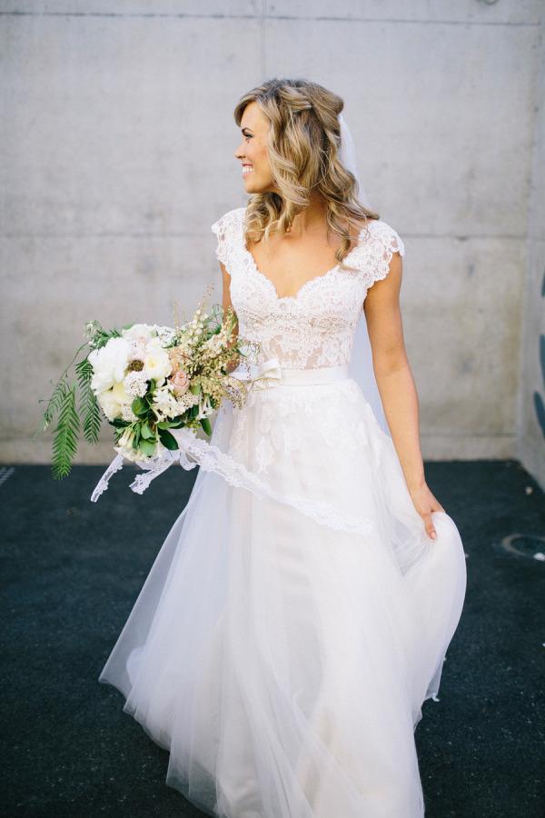 Boda - Bohemian Wedding Dress