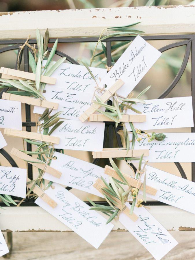 Mariage - Rustic   Romantic Tuscan-Inspired Vineyard Wedding