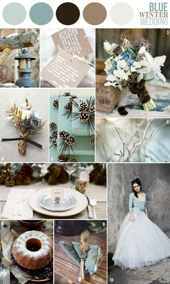 Wedding theme winter wedding color ideas 2339565 weddbook winter wedding color ideas junglespirit Images